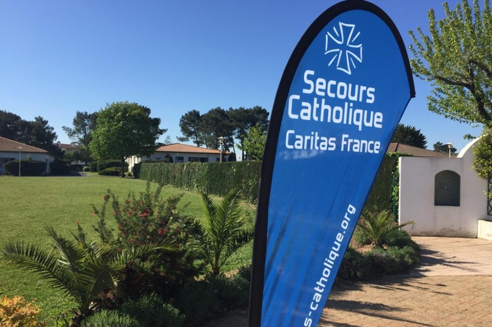 Conférence Caritas France sur 3 jours au Domaine du Pignada