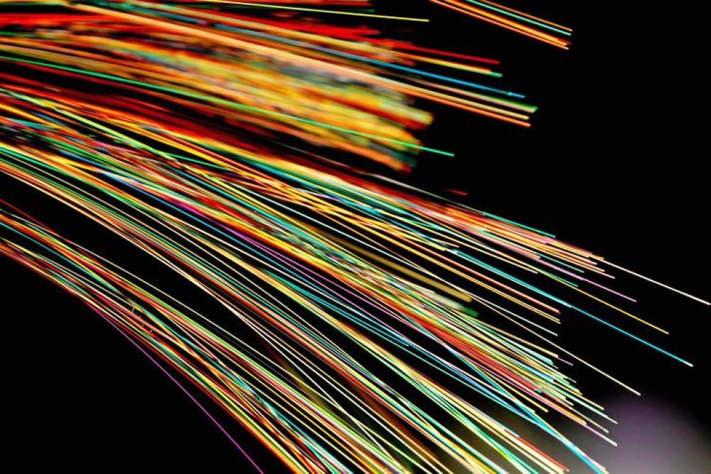 100% des chambres connectées à la fibre