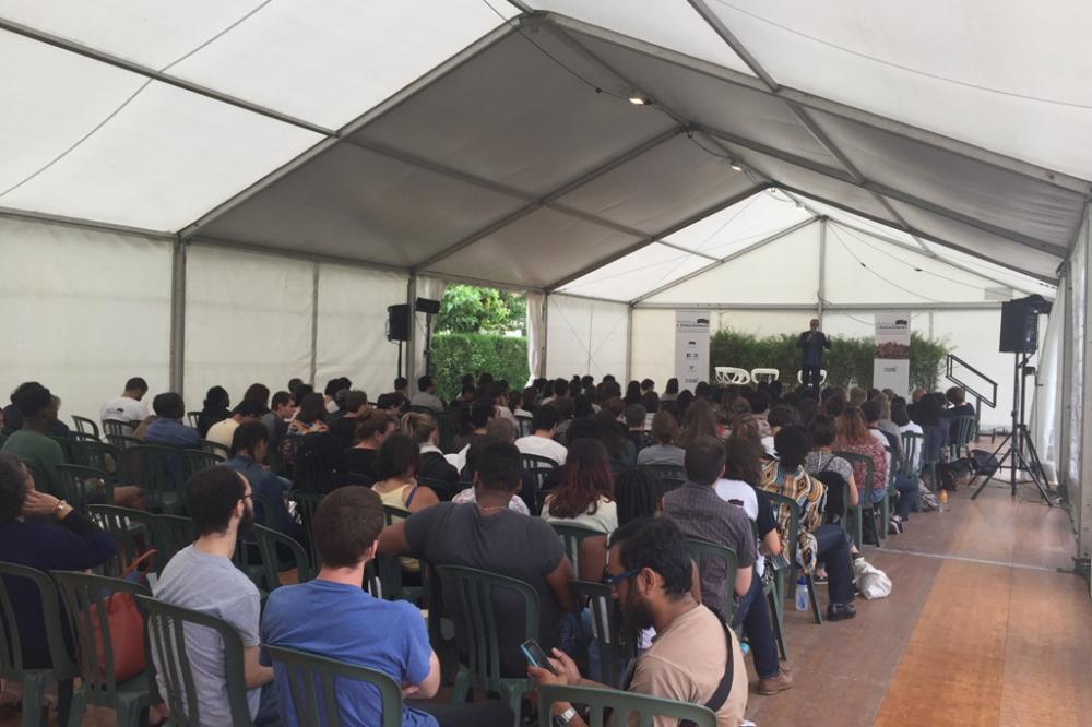 Les Universités 2017 de l'Institut de l'Engagement - 270 personnes pendant 3 jours