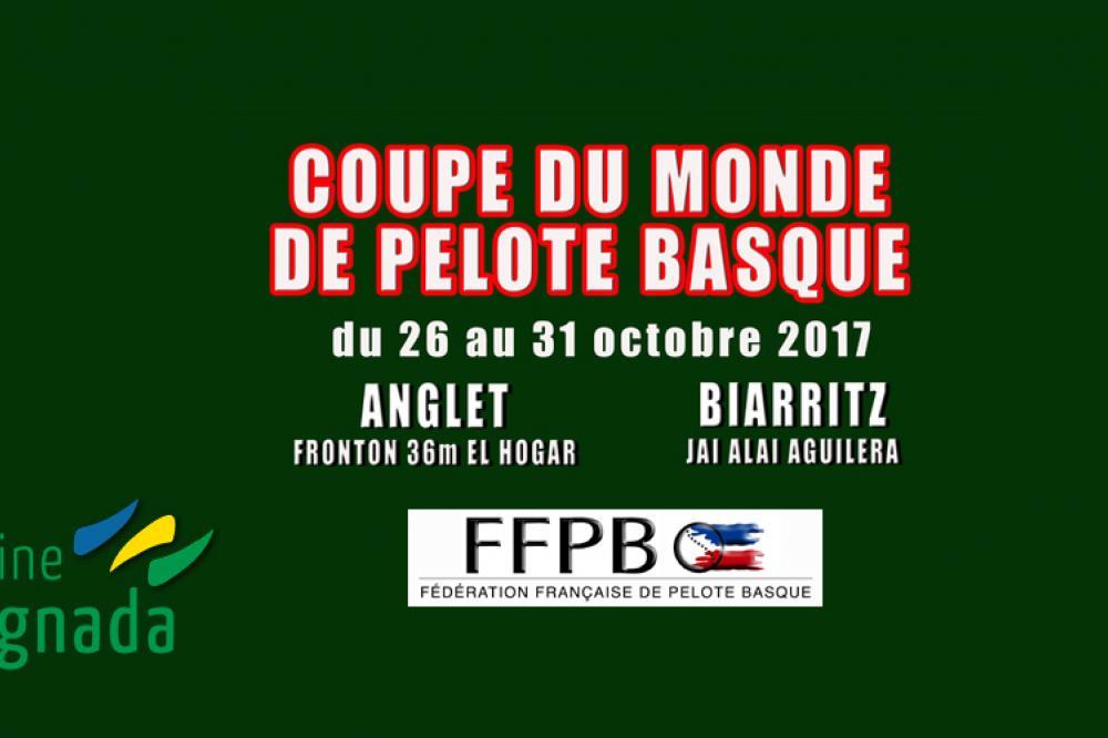 Coupe du Monde Pelote Basque