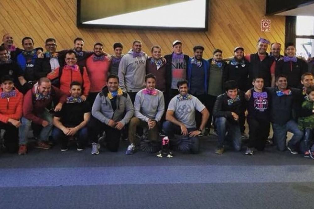 Equipe rugby Union de Tierra Del Fuego