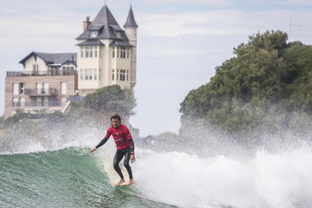 Les championnats du monde 2019 de longboard auront lieu au Pays Basque