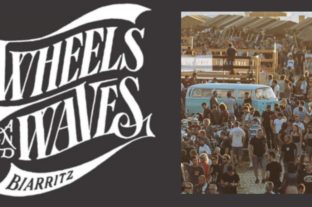 L'édition 2019 du festival Wheels & Waves aura lieu du 12 au 16 juin à Biarritz.