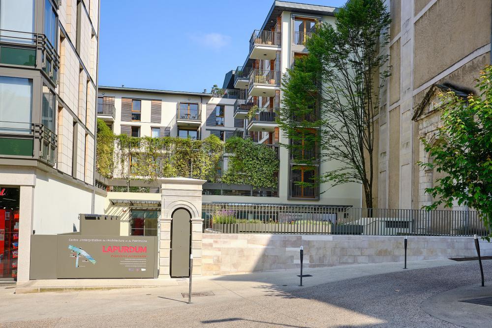 Le CIAP de Bayonne (Centre d'Interprétation de l'Architecture et du Patrimoine) ouvre ses portes