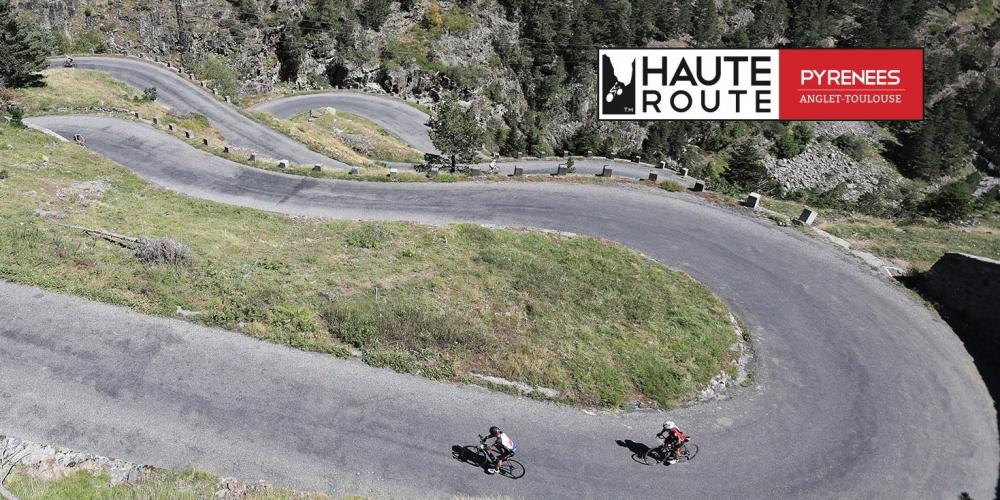 Haute Route Cycliste Pyrénées 2017 - OC SPORT