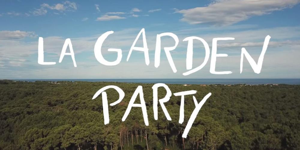 La Garden Party du Pignada - Samedi 31 Aout 2019