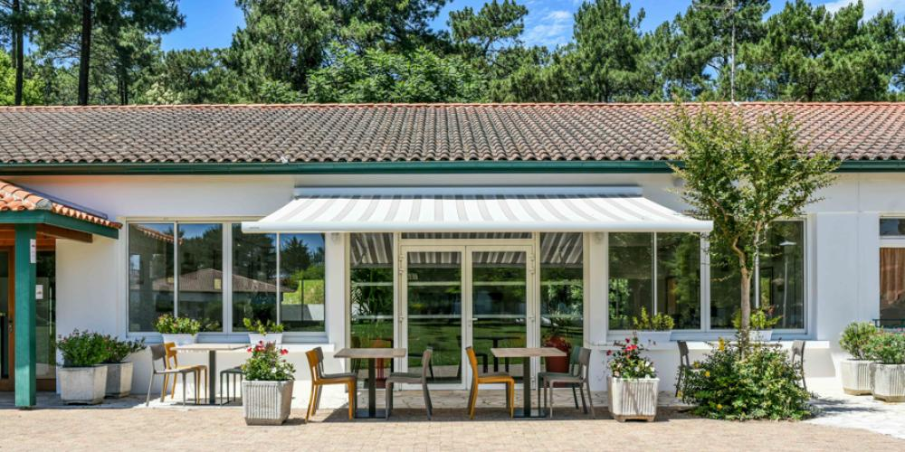 Restaurant terrasse extérieur Anglet