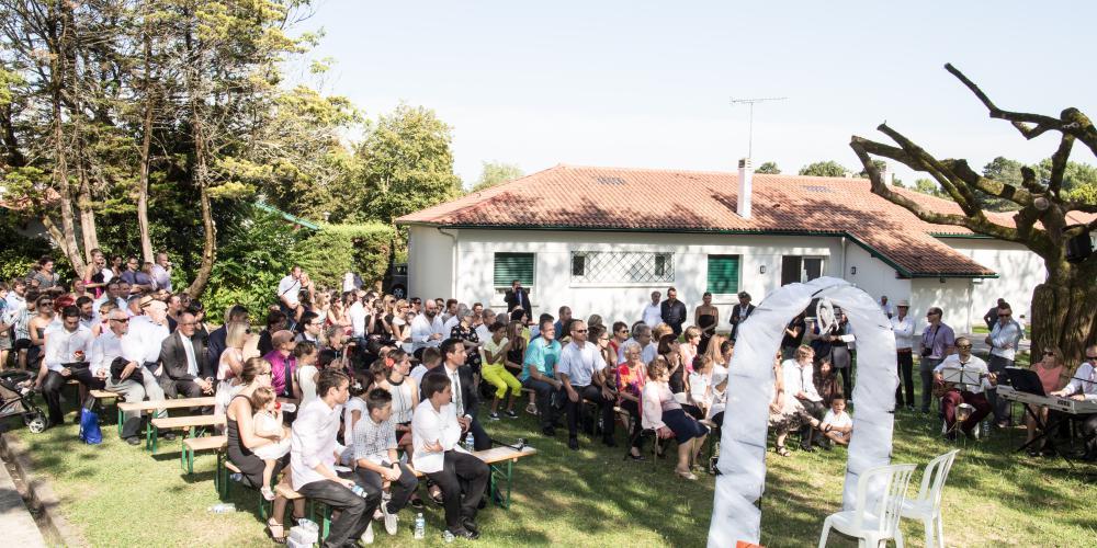 Ceremonie Mariage Pays Basque Anglet