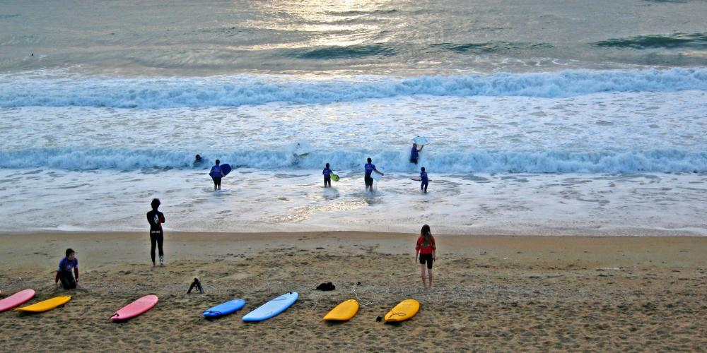 Organisez vos Colonies de Vacances sur Biarritz - Pays Basque
