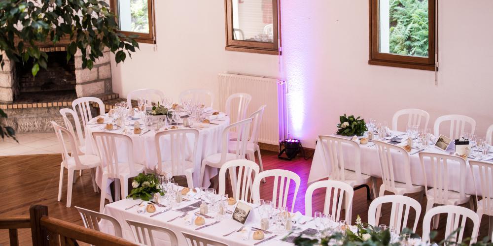 Salle de reception mariage anglet