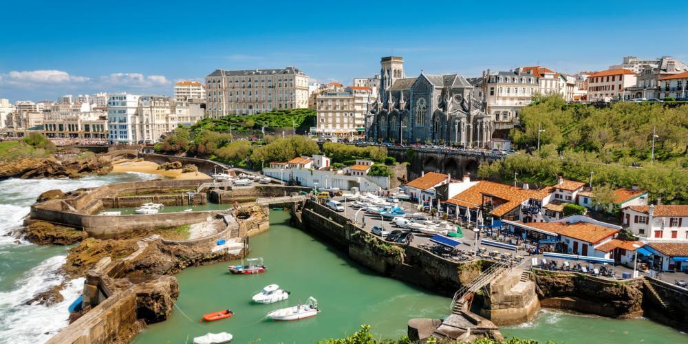 Séjour au Pays Basque - Biarritz