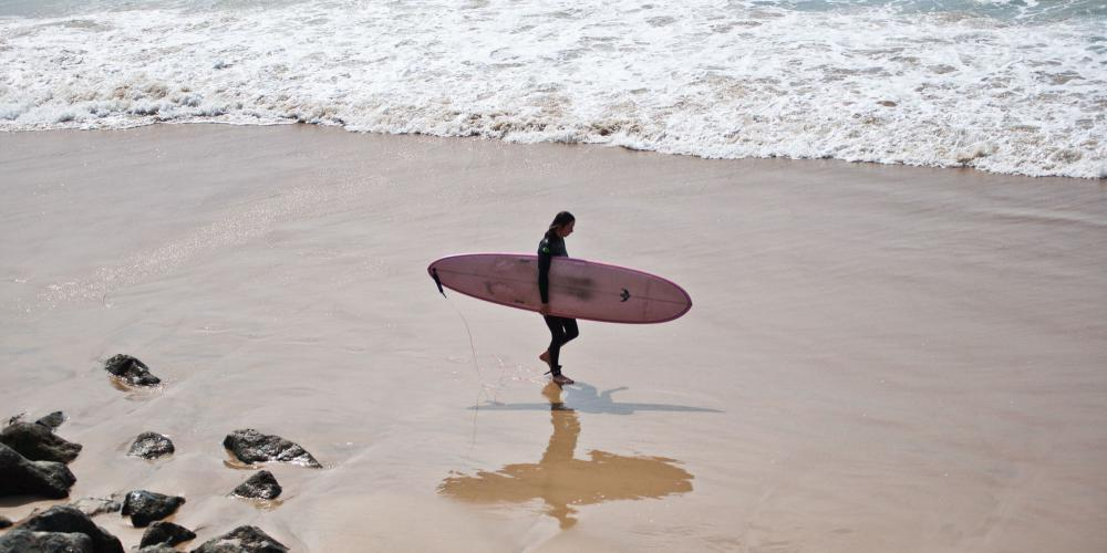 Surf Camp Anglet Biarritz