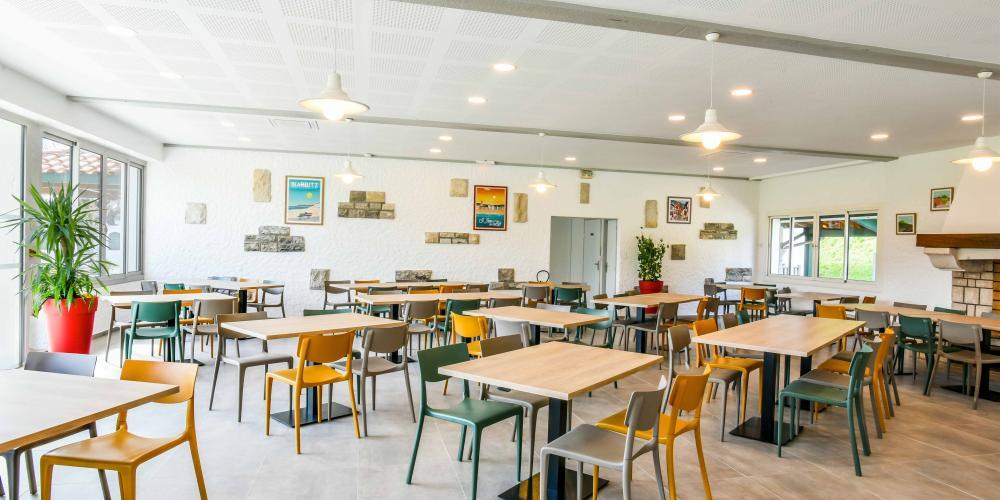 Restaurant groupe famille au Pays basque