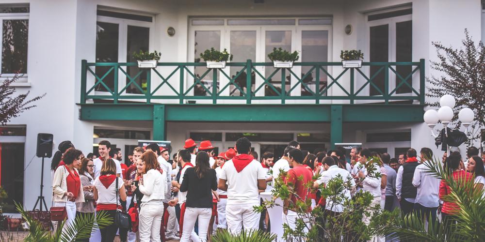 Soirée au Pays basque en groupe