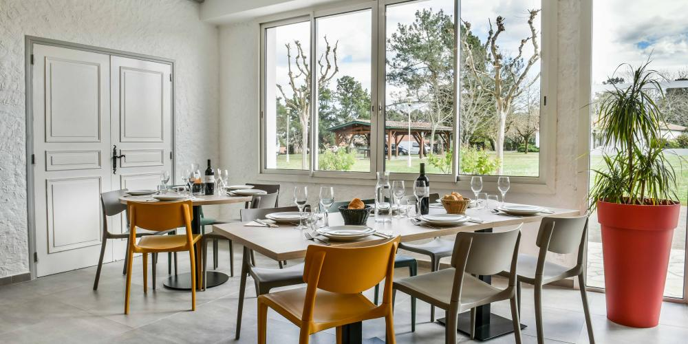 Repas d'entreprise au Pays basque pour groupe Biarritz