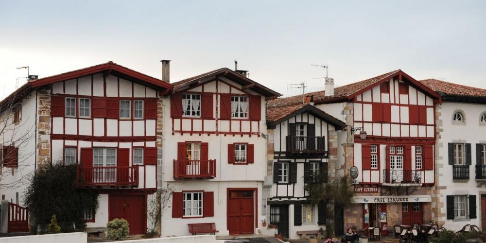 Classe Découverte Ainhoa Pays Basque
