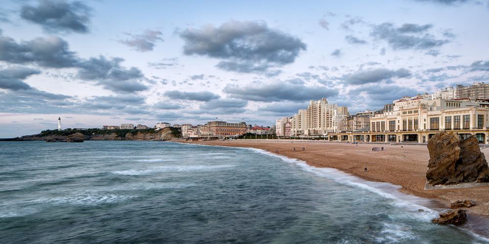 Classe Découverte Biarritz Pays Basque