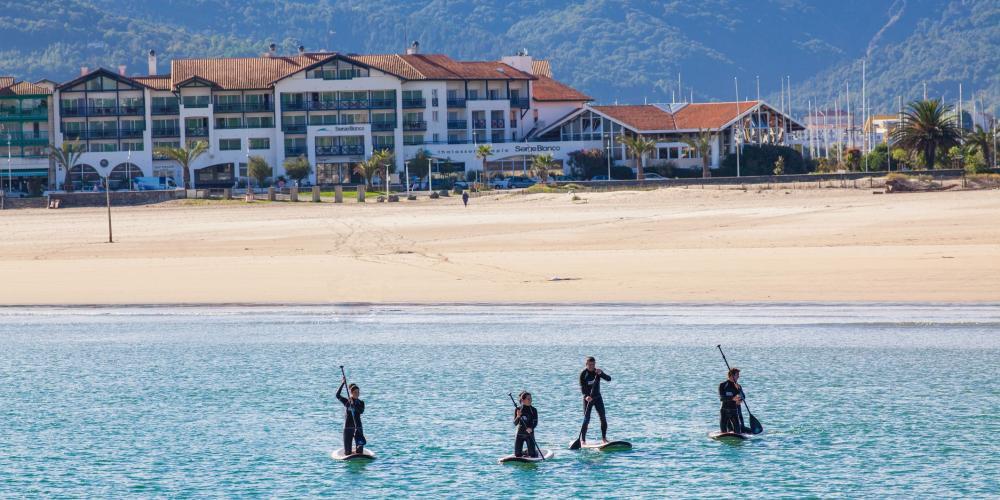 Voyage Scolaire : votre Classe de Découverte au Pays Basque