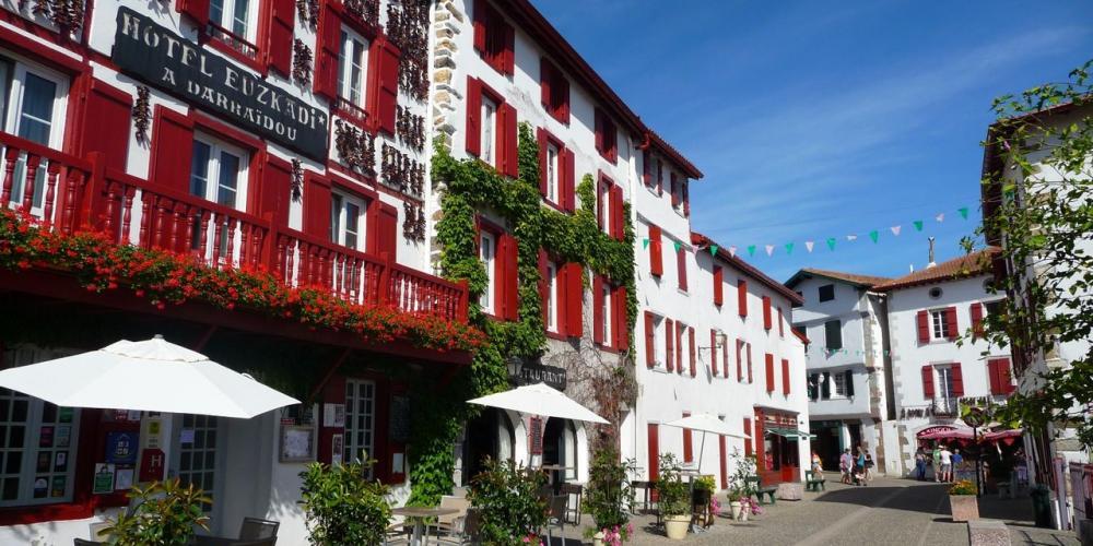 Voyage Scolaire Espelette Pays Basque
