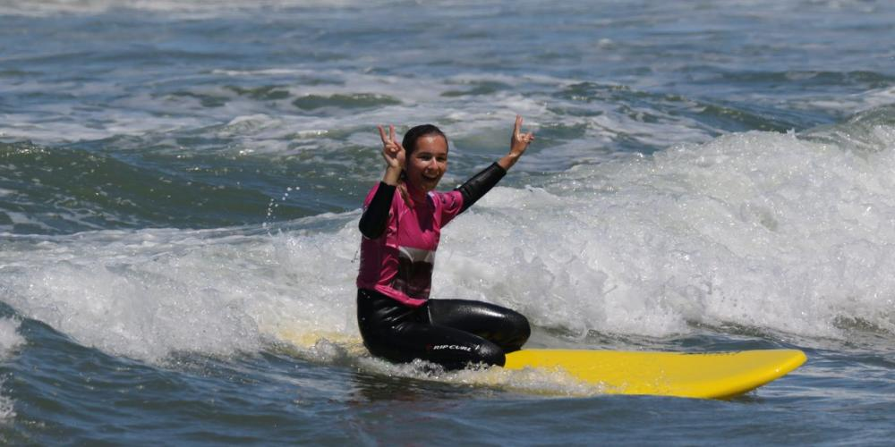 Cours de Surf - Madrague Anglet