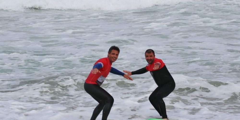 Cours de Surf Collectif ou Particulier