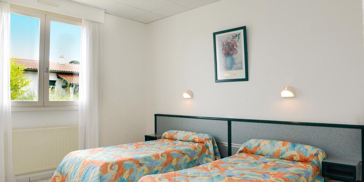 Chambre confort au Pays Basque