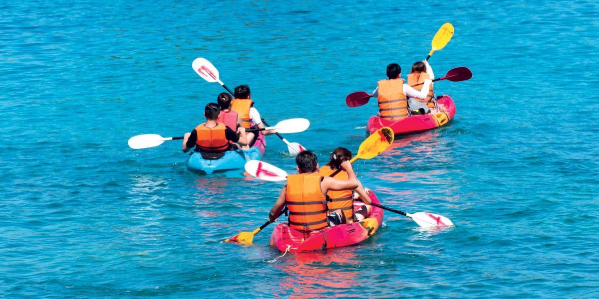 Activité Kayak en Mer