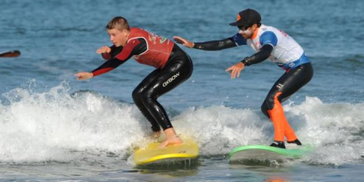 Activité Surf