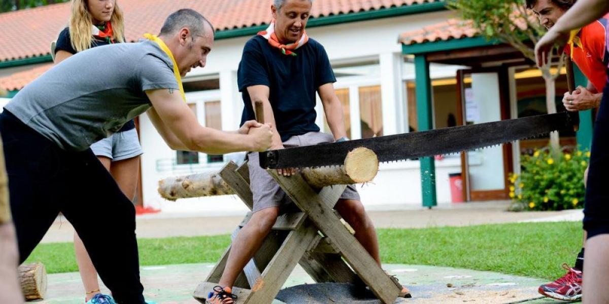 Force Basque au Pignada