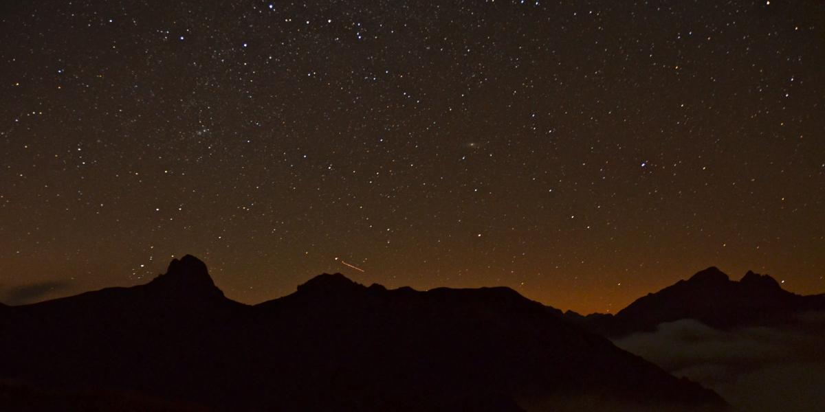 Classe Astronomie au Pays Basque