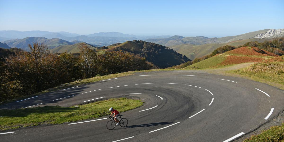 Cyclo en Pays Basque