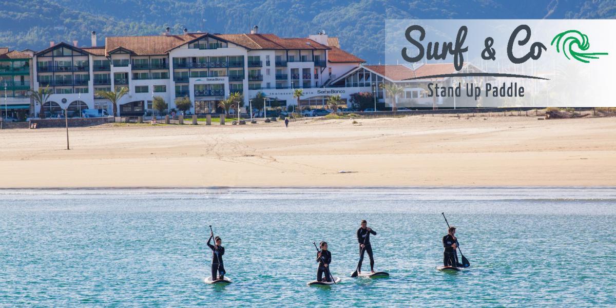 Surf & Paddlle - www.surf-n-co.com