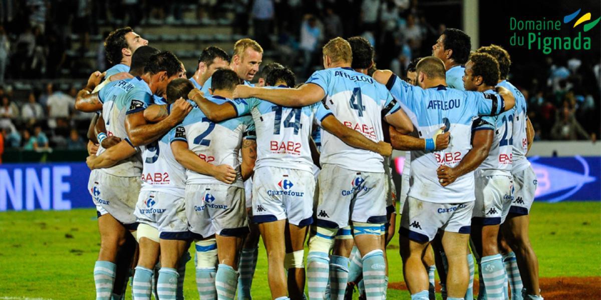 Team Building Aviron Bayonnais Rugby